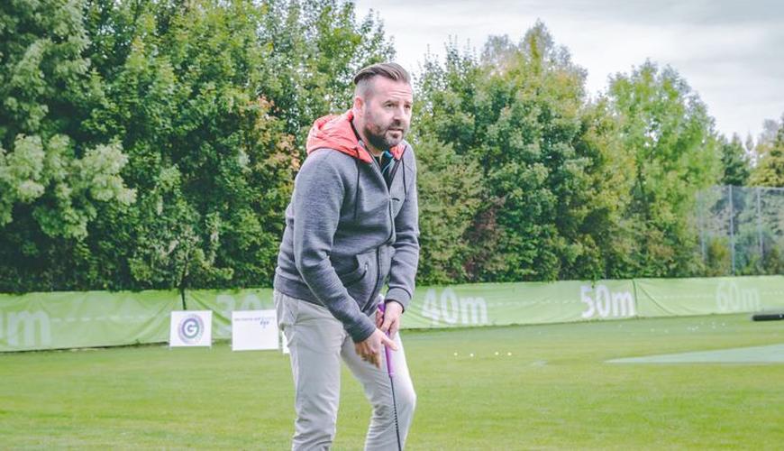Lars Platzdasch GolfCup Spende